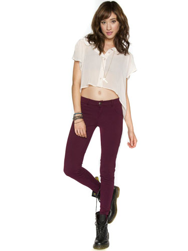 Cheap Colored Jeans for Women - Bright Colored Jeans - Real Beauty