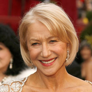 how to cut helen mirren hairstyle
