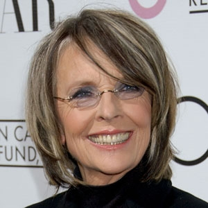 diane keaton at the 24th annual infinity awards in new york City