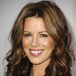 kate beckinsale with highlights
