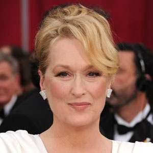 meryl streep at the 82nd academy awards