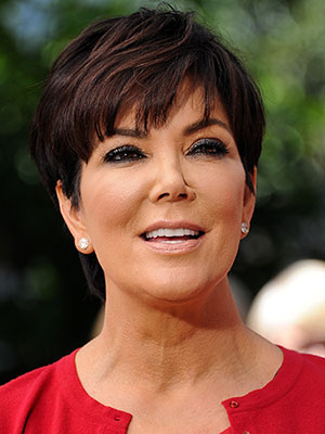 Kris jenner short haircut kris jenner short hair real beauty kris jenner urmus Gallery