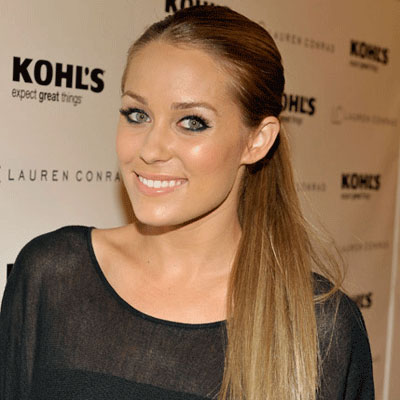 Lauren conrad ponytail slicked back ponytail hairstyle real beauty lauren conrad it only takes one summer in new york city to realize from memorial day weekend through september your hair will be in a ponytail for the solutioingenieria Choice Image