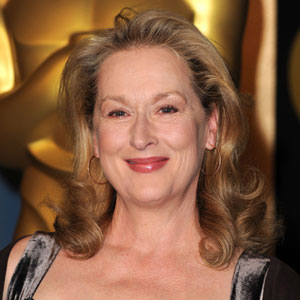 meryl streep at the 82nd annual academy awards luncheon