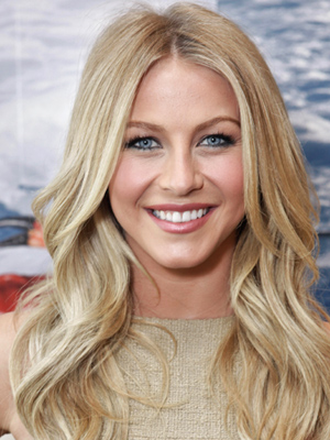 Julianne Hough Blonde Hair - Celebrities with Blonde Hair ...
