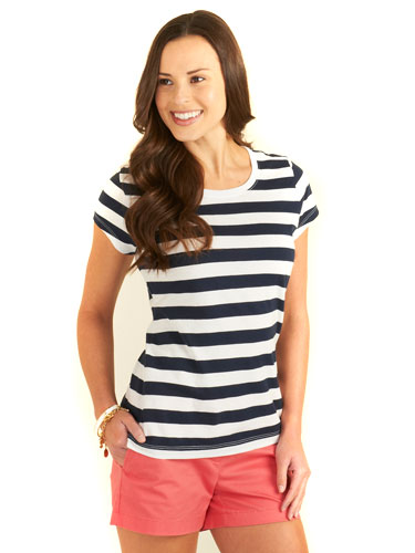 Shop for womens stripe shirt online at Target. Free shipping on purchases over $35 and save 5% every day with your Target REDcard.
