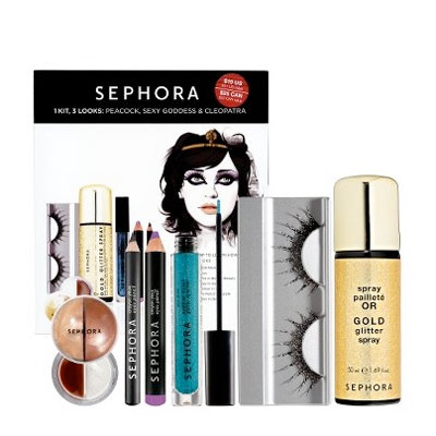 Halloween Beauty Products - Sephora Halloween Makeup Kits - Real ...