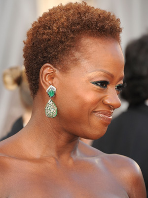 viola davis spring 2012 hair color trend