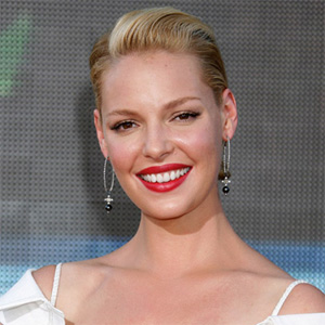 katherine heigl at the 2007 emmy awards